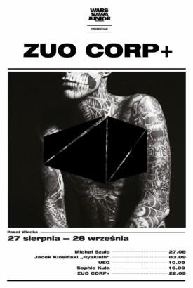 Premiera kolekcji ZUO Corp+ w Kontenerze Mody