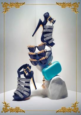 Anna Dello Russo dla H&M - Lookbook