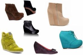 Przegląd butów na koturnie