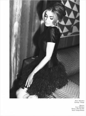 Carmen Electra w sesji dla magazynu Schön