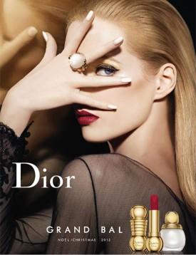 Dior Grand Bal - świąteczna kolekcja