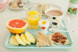 Jem śniadania, więc jestem!