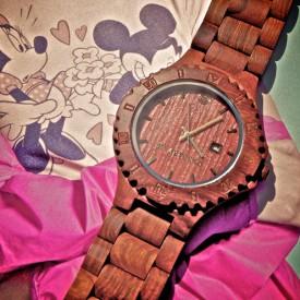 Drewniane zegarki od  Ab Aeterno!