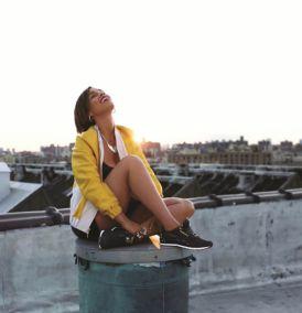 Alicia Keys dla Reebok