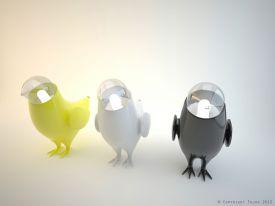Fajnodesign i urocze lampki