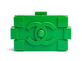 Chanelka z klocków lego? Zobaczcie tą uroczą torebkę!