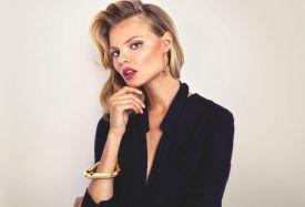 Magdalena Frąckowiak twarzą kalendarza YES 2013