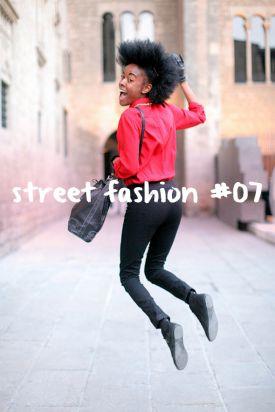 street fashion #07 - ulica inspirowana modą