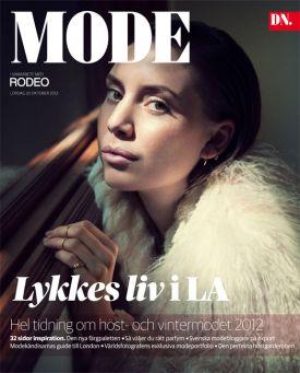 Lykke Li dla magazynu Rodeo, październik 2012
