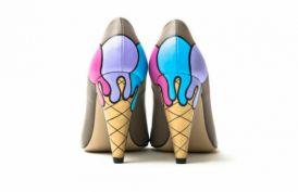 OYEE Design- buty ręcznie malowane!
