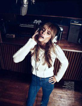 Małgosia Bela dla Vogue Paris