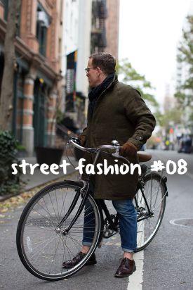 street fashion #08 - ulica inspirowana modą