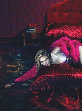 SLEEP NO MORE - Natalia Vodianova