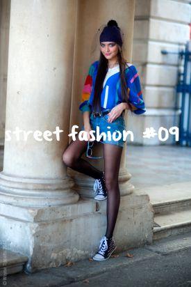 street fashion #09 - ulica inspirowana modą