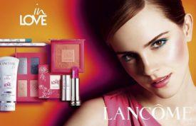 Emma Watson w kampanii marki Lancome - Vogue Taiwan