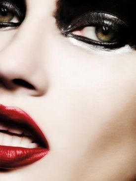 Sylwestrowy makijaż (20 kolorowych inspiracji!)