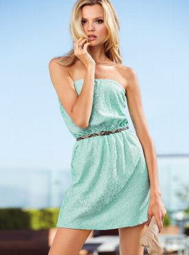 Magdalena Frąckowiak dla Victoria's Secret | styczeń 2013