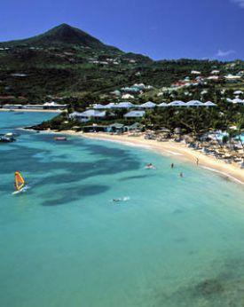 St. Bart - francuska wyspa na Oceanie Atlantyckim | Mały raj