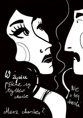 Poniedziałkowy mix obrazkowy - Magdalena Danaj i jej komiksowe komentarze