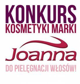 Joanna Argan Oil – doskonała pielęgnacja włosów | KONKURS