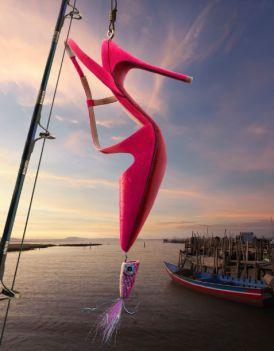Na ryby z Christianem Louboutinem | nowy lookbook!