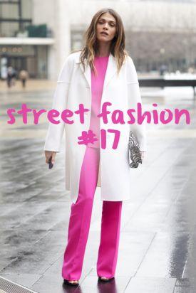 street fashion #17 | 20 inspiracji z Nowego Jorku i Paryża!