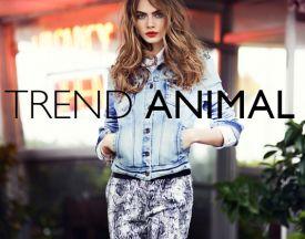 Zwierzęce trendy od RESERVED | jest drapieżnie!