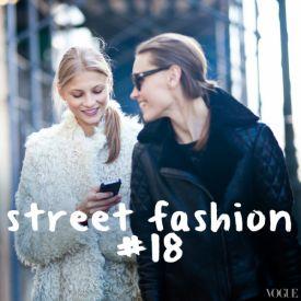 street fashion #18 - ulica inspirowana modą