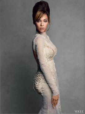 The Queen B, czyli urocza Beyoncé
