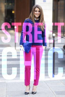 Fashion Week Paris - street style prosto z ulic stolicy mody!