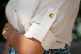 Odśwież swoją białą koszulę - dodatki, które zrobią wrażenie