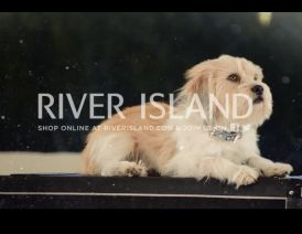 Klip promujący kampanię River Island - jest energicznie i pozytywnie!