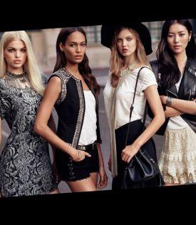 H&M Icons - top modelki w najnowszej kampanii marki