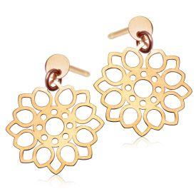 Ażurowe kwiaty ze złota w kolekcji YES!