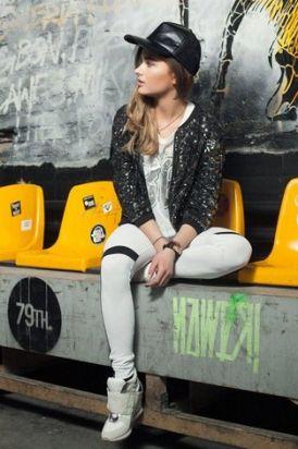 Najpopularniejsza polska blogerka w kampanii Bershki | U-BLOG MAFFASHION #1