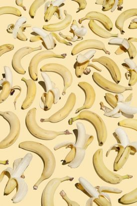Domowa maseczka na włosy suche i zniszczone | Bananowa kuracja
