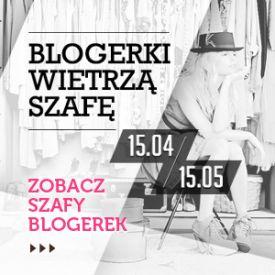 Blogerki wietrzą szafę na wiosnę!
