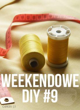 Weekendowe DIY #09 - Pomysł na przeróbkę (spódnica z baskinką!)