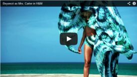Beyonce w kampanii H&M! (VIDEO)
