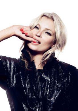 Kate Moss dla Rimmel | Zobacz jaki kolor lakieru wybrałaby top modelka