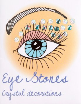 Na weekendową imprezę: Cekinowa dekoracja na powieki + brokatowy eyeliner