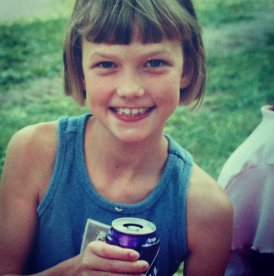 Jak topmodelki wyglądały w dzieciństwie? Zdjęcia z rodzinnych albumów #sweet