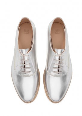 Nowości ZARA - buty na porę przejściową: Z obcasem i bez