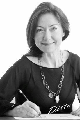 Ditta Zimmerman – projektantka, która opowiada biżuterią