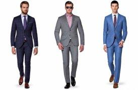 Trzy fakty na temat męskiego garnituru, o których mogłeś nie wiedzieć