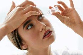 Krople nawilżające – ulga dla suchych oczu