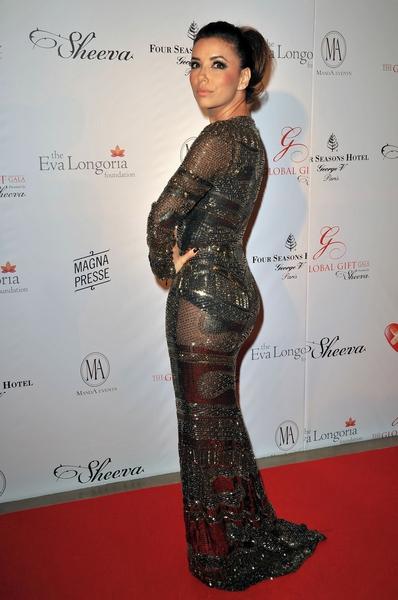 030bd88105 Eva Longoria w odważnej sukience - hit czy kit  - Cekin.pl