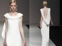 Najmodniejsze suknie ślubne - zima 2011