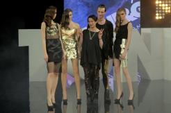 Hair meets wardrobe  Launch TONI&GUY