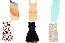 Kolekcja sukienek River Island - lato 2012